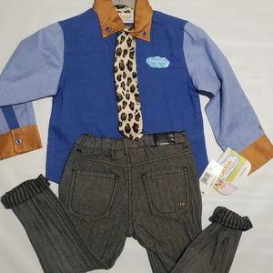 Heidi Klum Truly Scrumptious 2pc Outfit